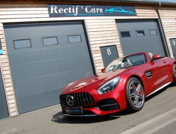 Mercedes-Benz AMG GTC Devant Rectif'Cars